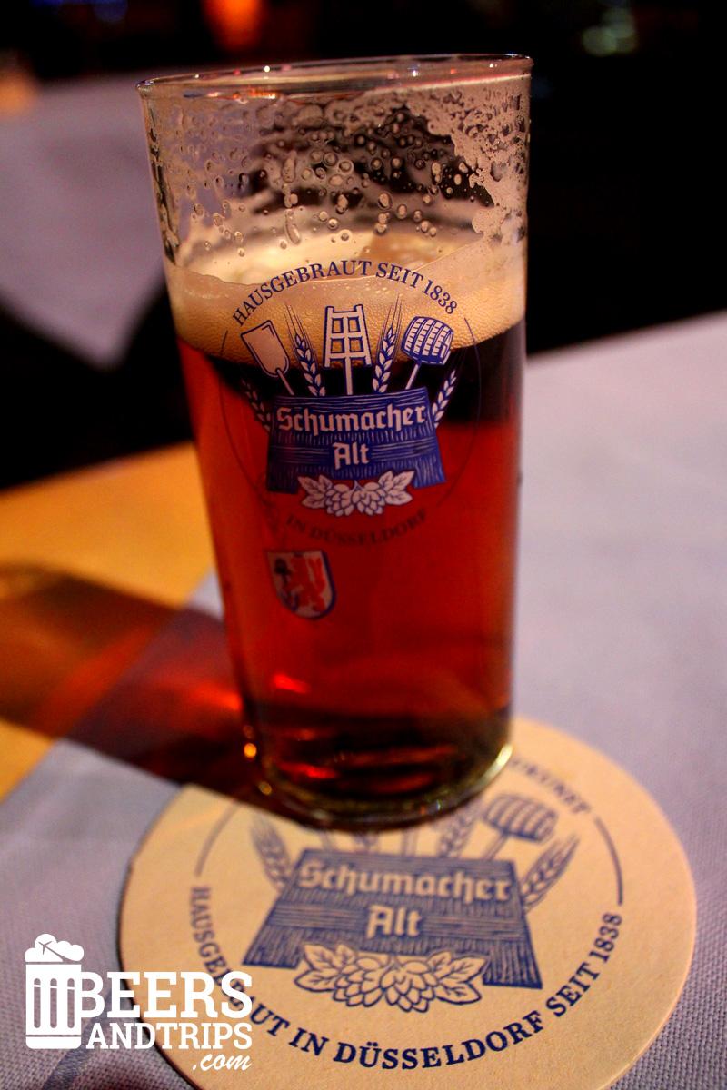 Brauerei Schumacher en Düsseldorf