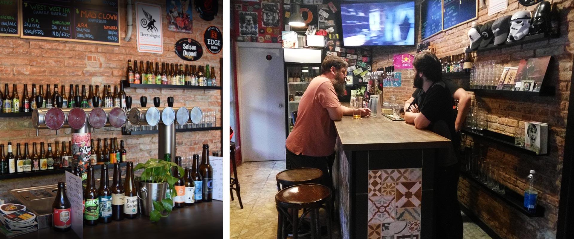 Cervecería l'Alternativa Poblenou Barcelona
