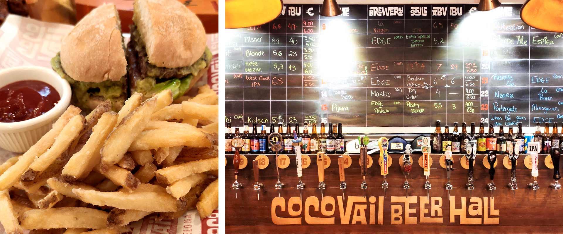 Cervecería CocoVail Beer Hall Barcelona