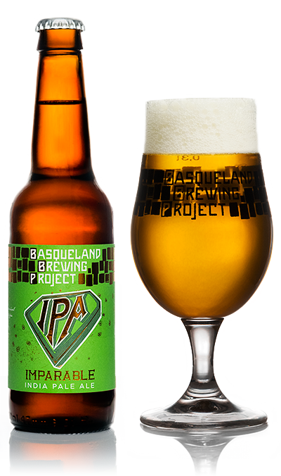 Cerveza Imparable de Basqueland Brewing Project