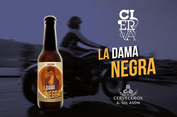 La Dama Negra de Cerveceros del Asón