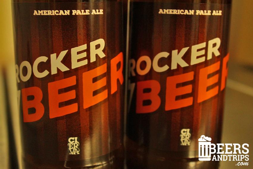 Rocker Beer, una apuesta segura con la buena cerveza