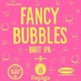 Fancy Bubbles Brut IPA de Cerveses Espiga