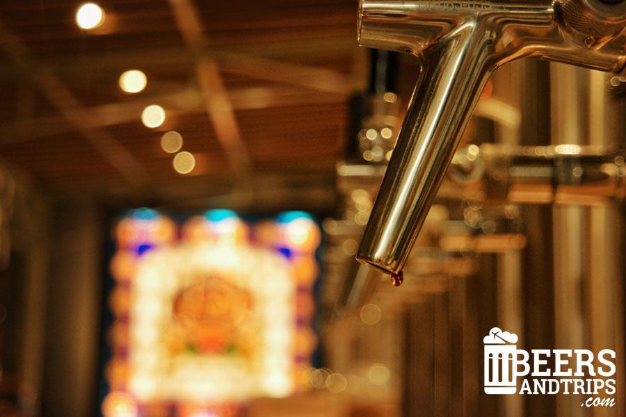 Tirador en las Cervezas del Mercado