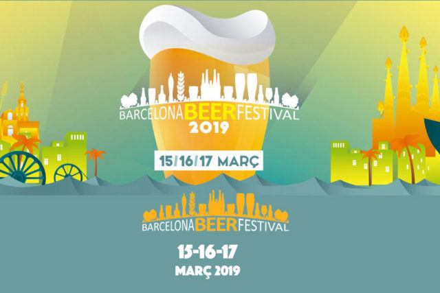 Fechas del Barcelona Beer Festival 2019, feria de la cerveza artesana