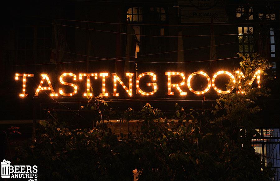 Tasting Room, un lugar ideal para tomar cervezas artesanas en CDMX