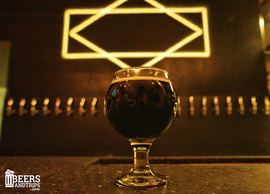 Lobo Marino de la cervecería Agua Mala