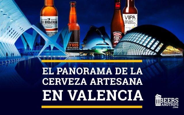 El Panorama de la Cerveza Artesana en Valencia
