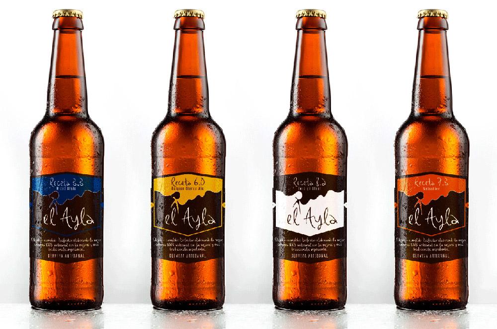Los diferentes estilos de las cervezas artesanas el Ayla