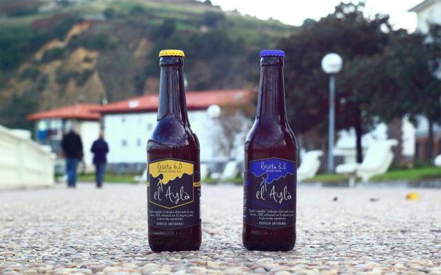 Cervezas artesanas El Ayla, una microcervecera con alma cántabra