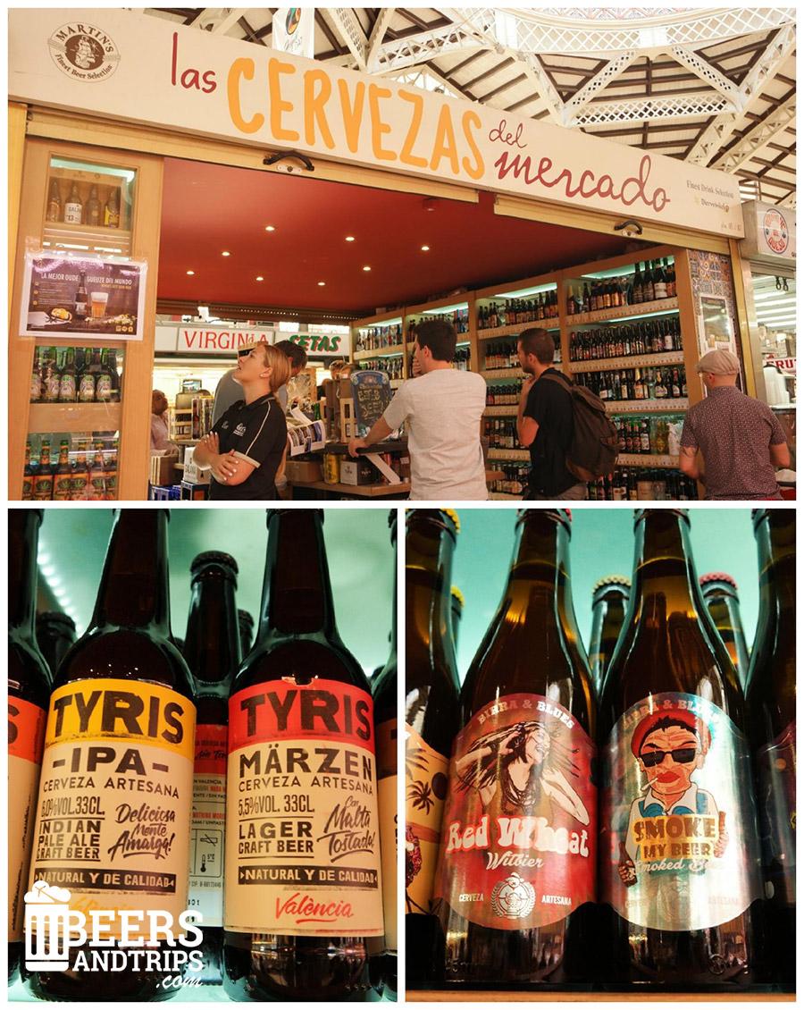 Tienda de las Cervezas del Mercado