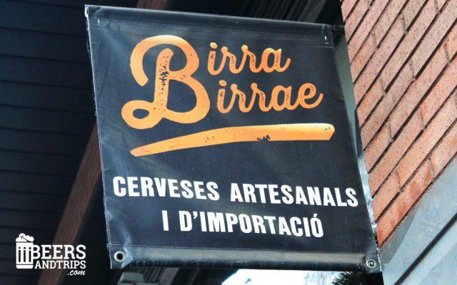 Visita a Birra Birrae – Tienda de cerveza artesana referente en Barcelona