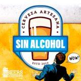Cervezas artesanas sin alcohol en España