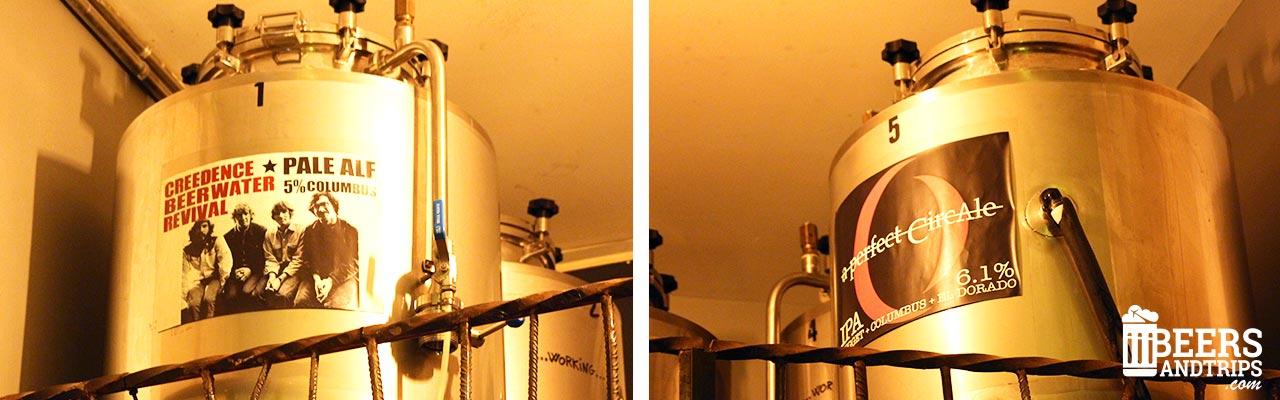 Fermentadores Brew Pub Le Sec