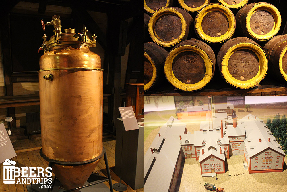 Museo de la Cerveza de Liubliana. Fábrica Union