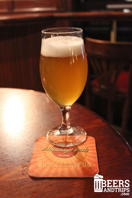 NORMAL - ÖLSTAR PALE ALE de Tektonik Brewery