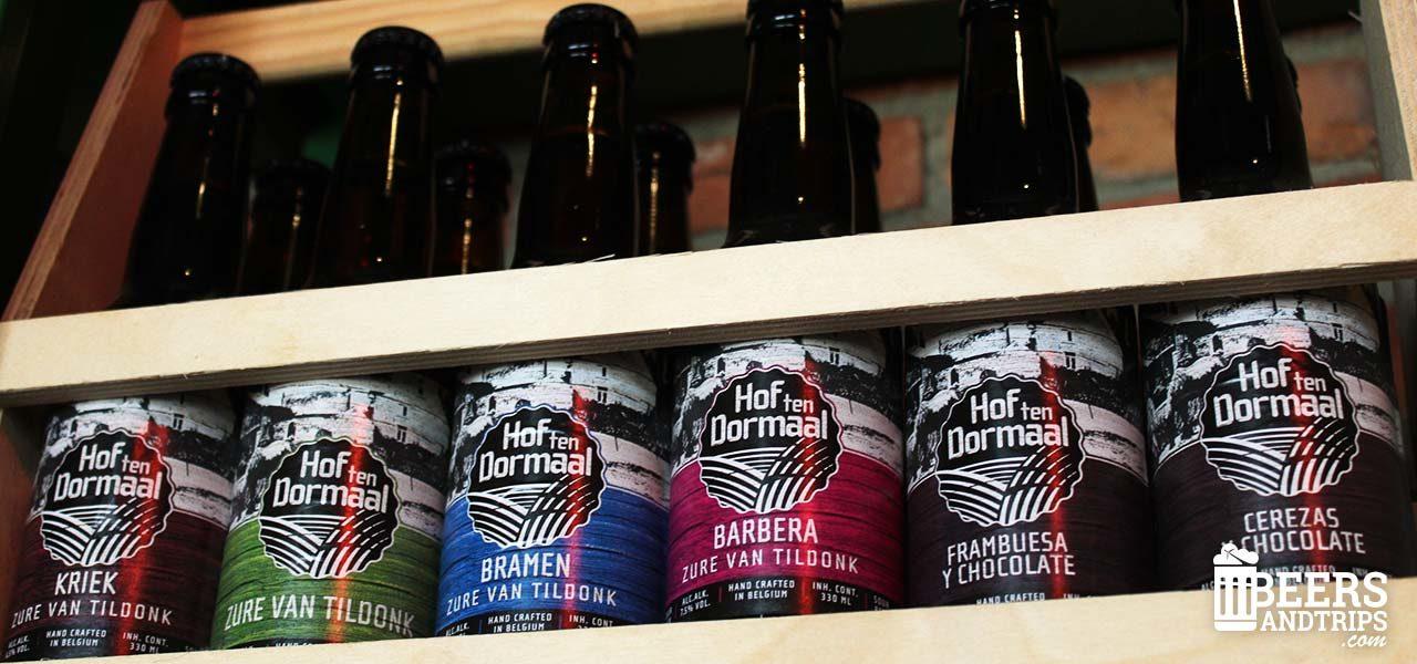 Cervezas artesanas de Hof Ten Dormaal