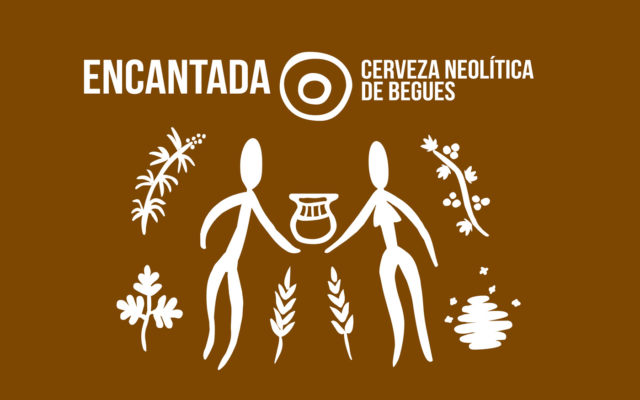 Encantada, la cerveza neolítica de la cueva de Can Sadurní en Begues