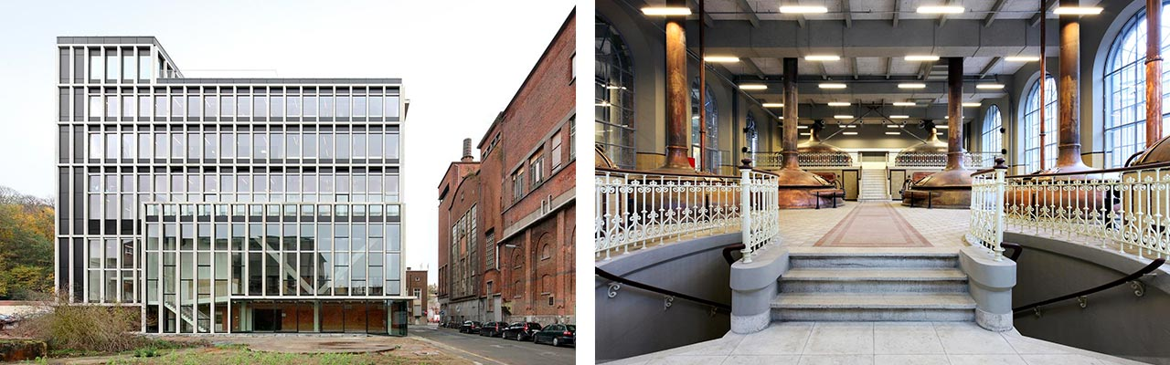Edificio De Hoorn en Lovaina