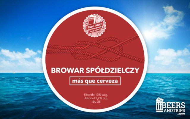 Browar Spółdzielczy – El proyecto cervecero de labor social que une la cerveza artesana con el mar