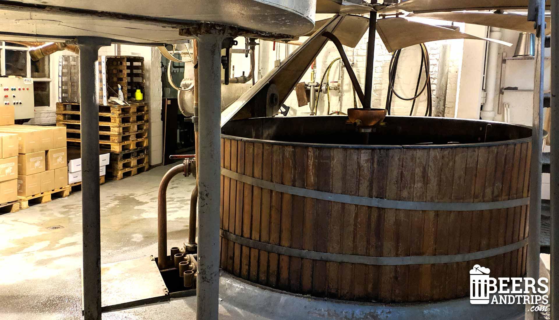 Macerador de Cantillon