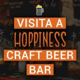 Visita a Hoppiness Craft Beer Barcelona