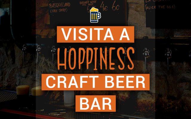 Hoppiness Craft Beer Barcelona – Cerveza artesana de calidad en el barrio del Poblenou