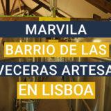 Marvila, barrio de las cervezas artesanas de Lisboa