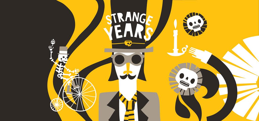 IPA Strange Years