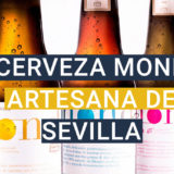 Cerveza Artesana de Sevilla MOND