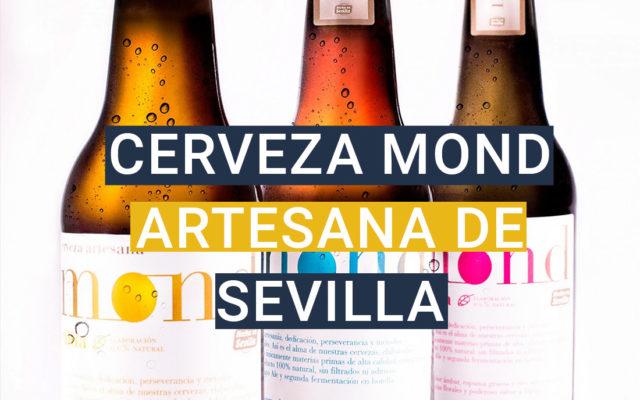 Visita la la fábrica de Cerveza MOND en Sevilla