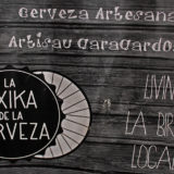 La Txika de la Cerveza de Bilbao