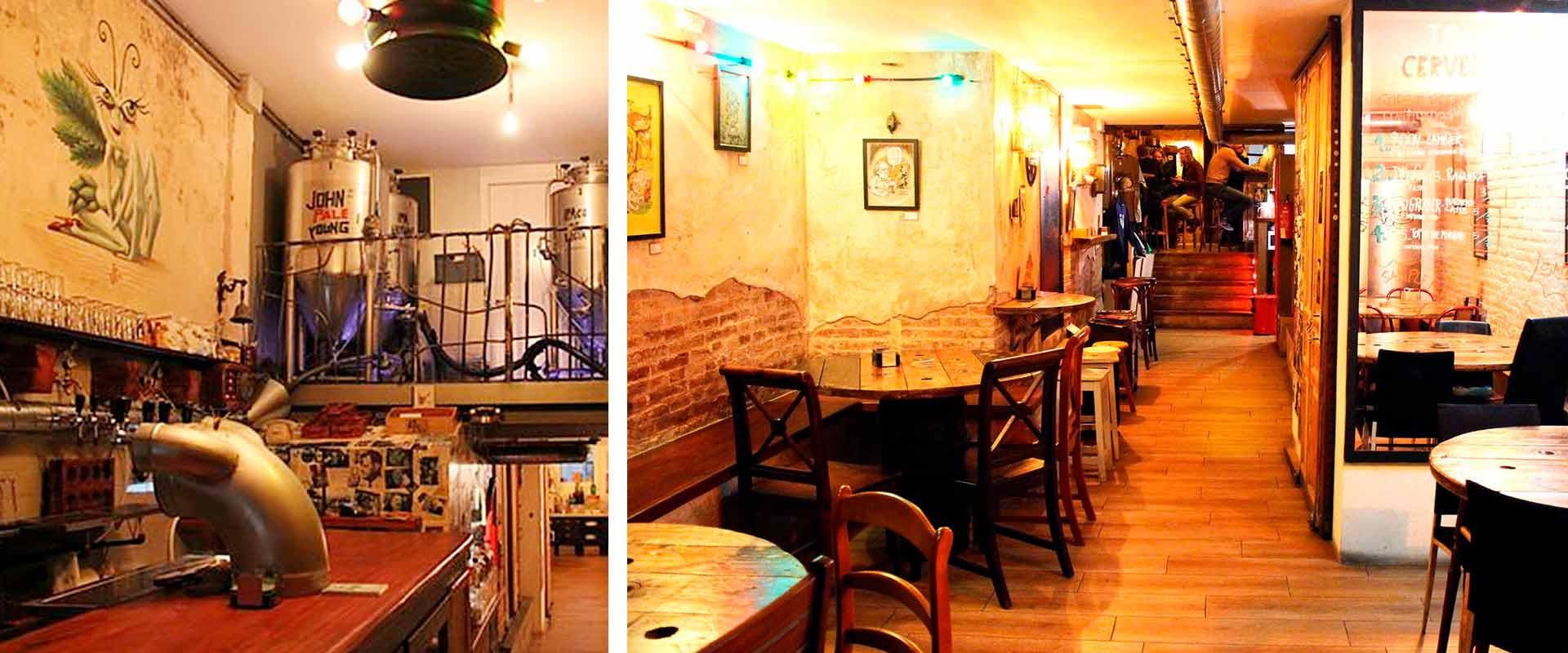 Cervecería Brew Pub Le Sec