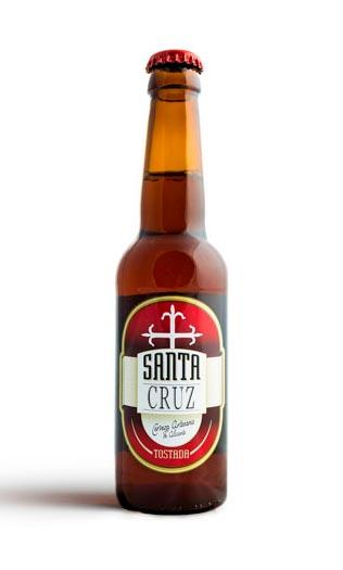 Cerveza Santa Cruz Tostada