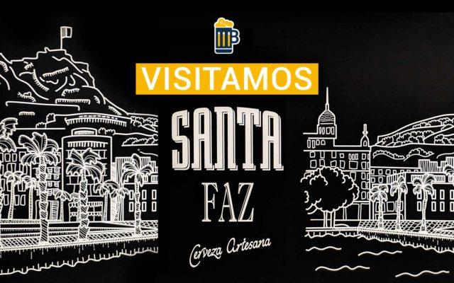 "Visita a la fábrica de Cerveza Santa Faz: la ""Santa"" cerveza artesana de Alicante"