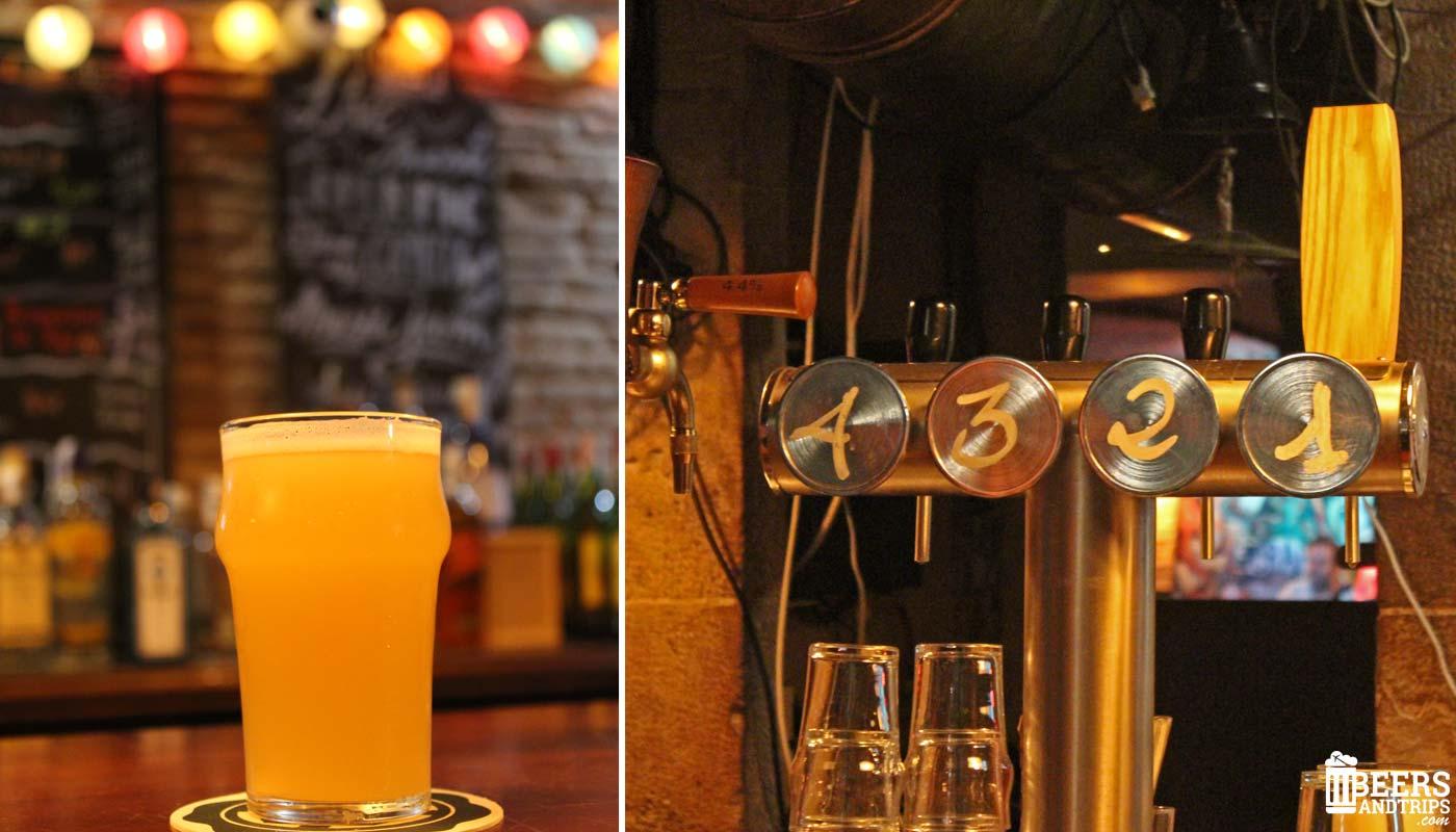 CraftBeer Barcelona, buena cerveza artesana y excelente música