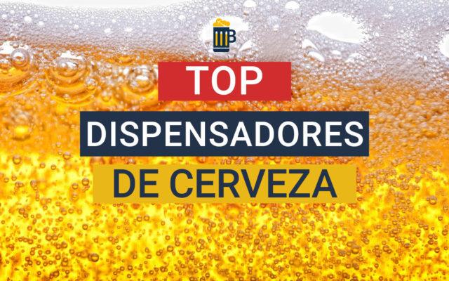 Los mejores dispensadores y tiradores portátiles de cerveza