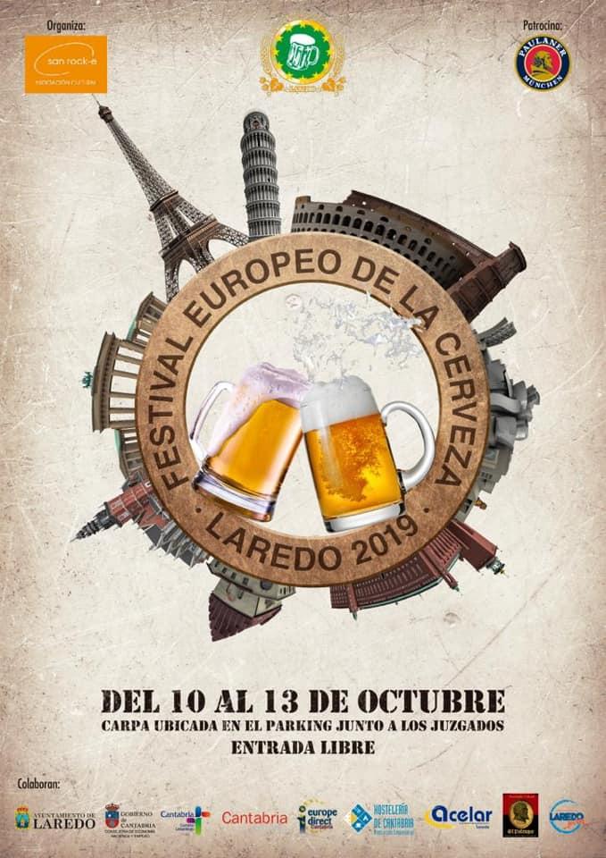 Festival Europeo de la Cerveza de Laredo 2019