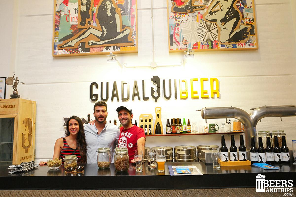 Visita a la fábrica de Guadalquibeer