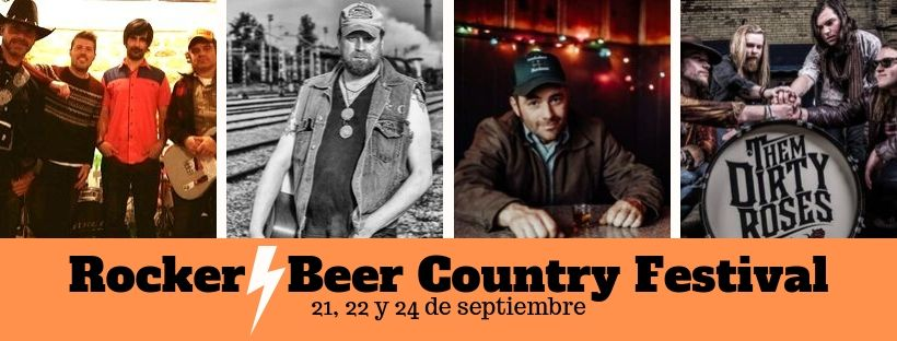 Rocker Beer Country Festival