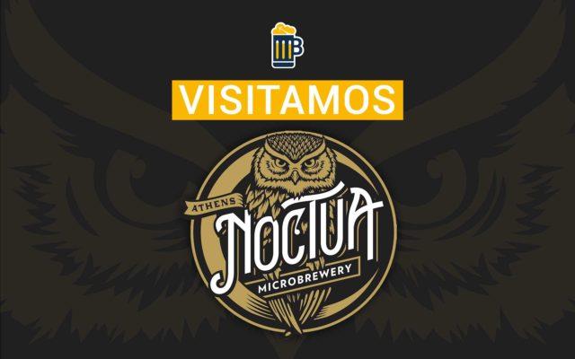 Noctua Brewery – Fábrica de cerveza artesana en el corazón de Atenas