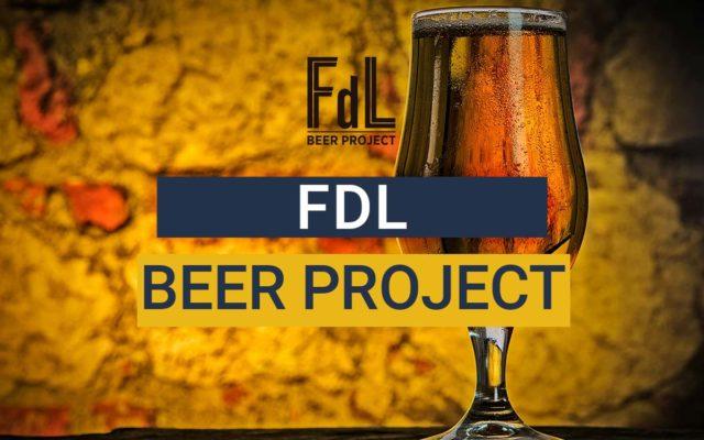 FdL beer project, cocinando un proyecto cervecero lentamente
