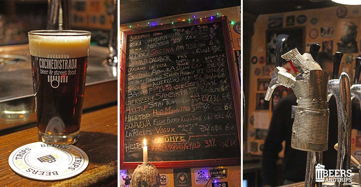 Archea Brewery - Perfecto para tomar cerveza artesana en Florencia