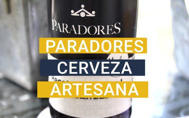 PARADORES, la cerveza artesana del parador de Limpias