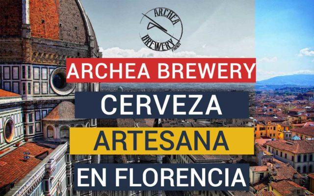 Archea Brewery, dónde tomar cerveza artesana en Florencia