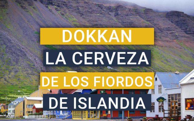 Dokkan brewery, la cervecería de los fiordos del oeste de Islandia