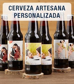 Consigue tu cerveza personalizada artesanal