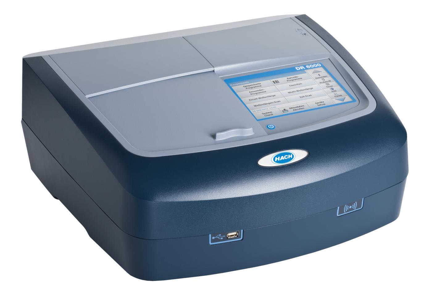 Espectrofotómetro para medir los IBU's de la cerveza