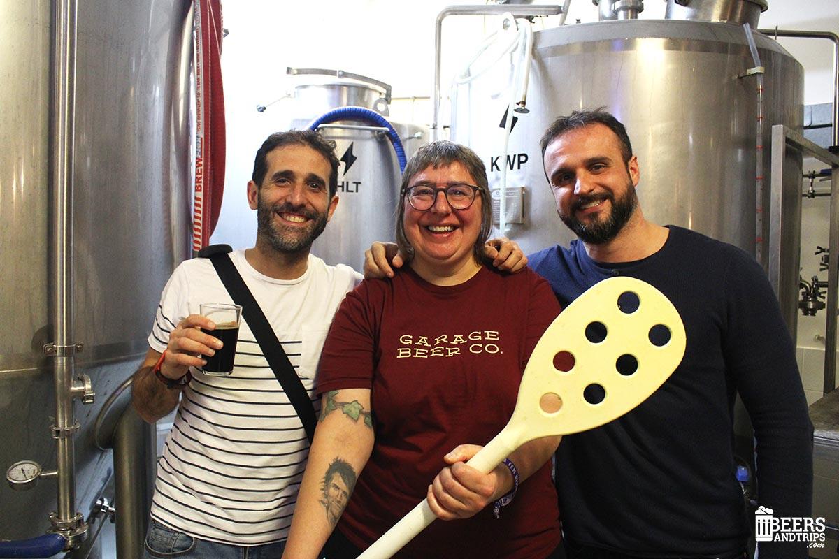Judit Cartex, cervecera en Garage Beer Co y vicepresidenta de GECAN
