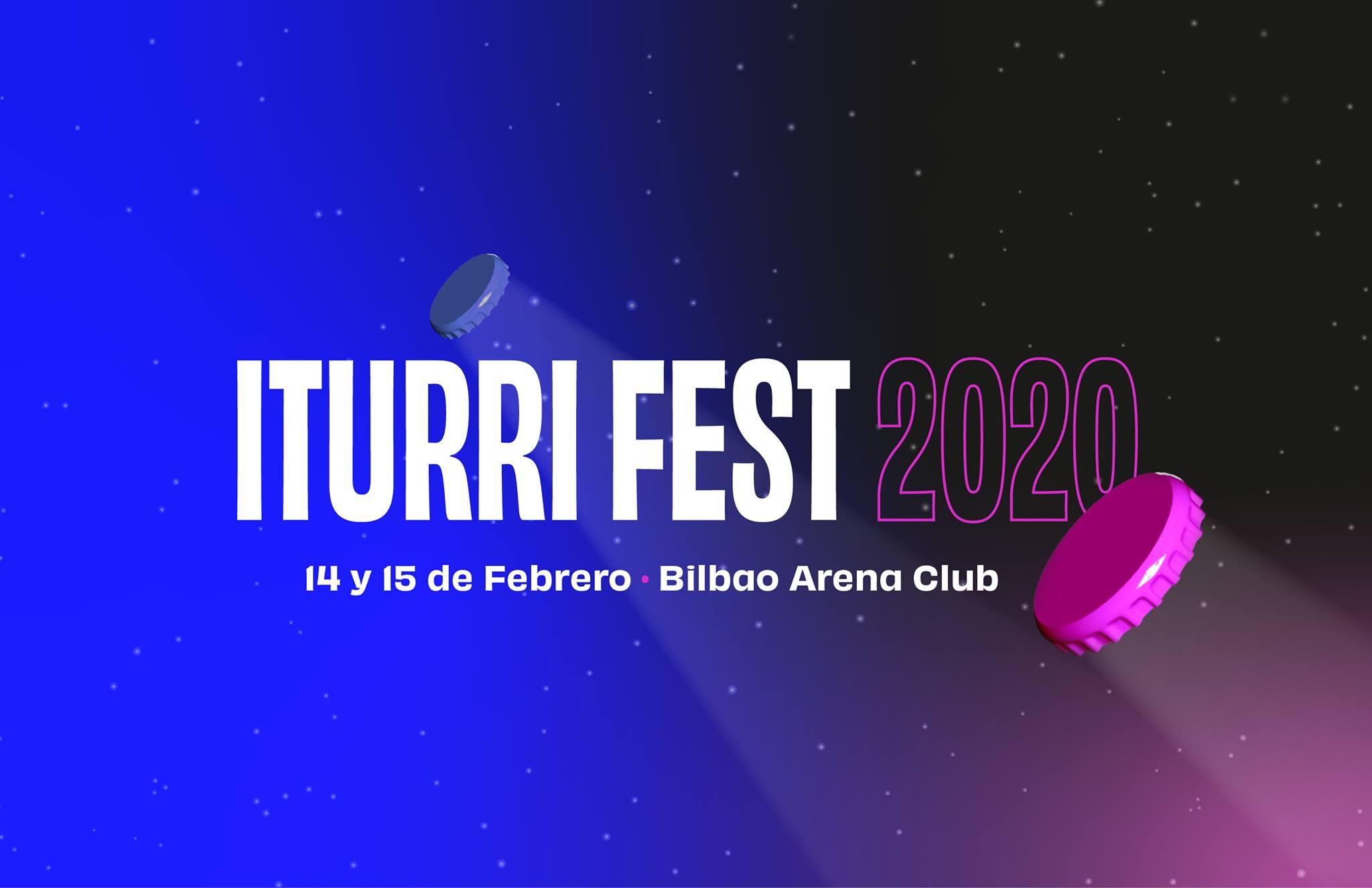 Festival Cerveza Artesana Iturrifest 2020 Bilbao